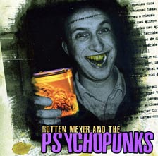 mf010 rottenmeyer & the psychopunks - brain for xmas