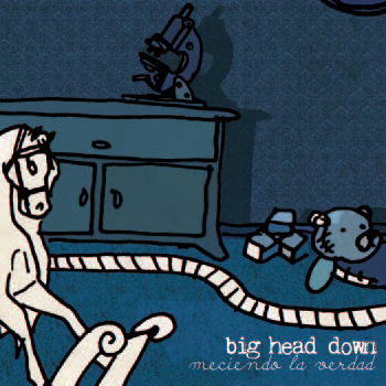 mf042 big head down - meciendo la verdad